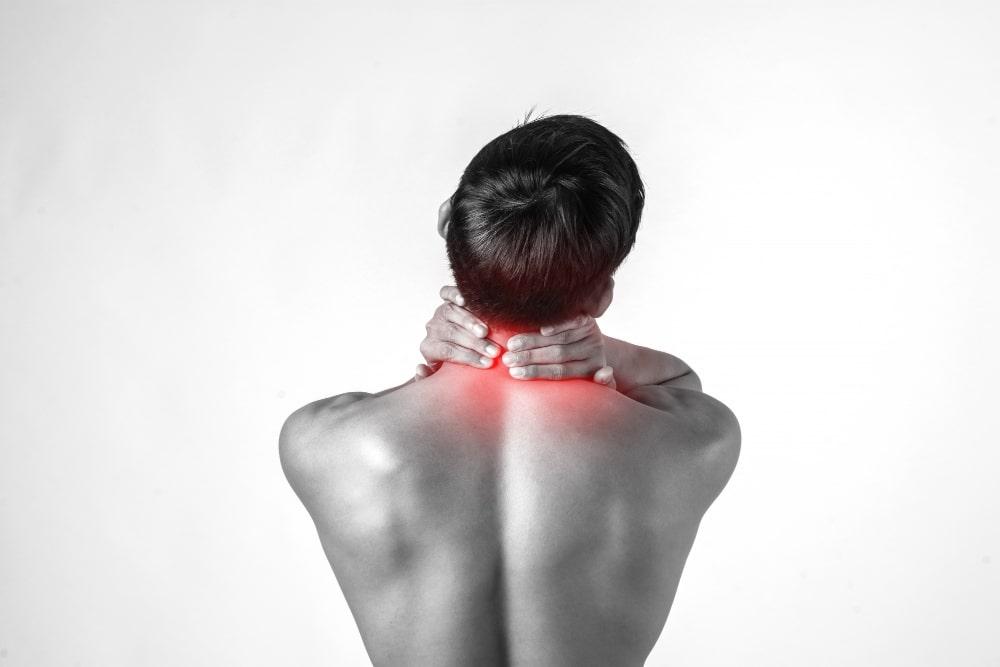 shiatsu dolore cervicale